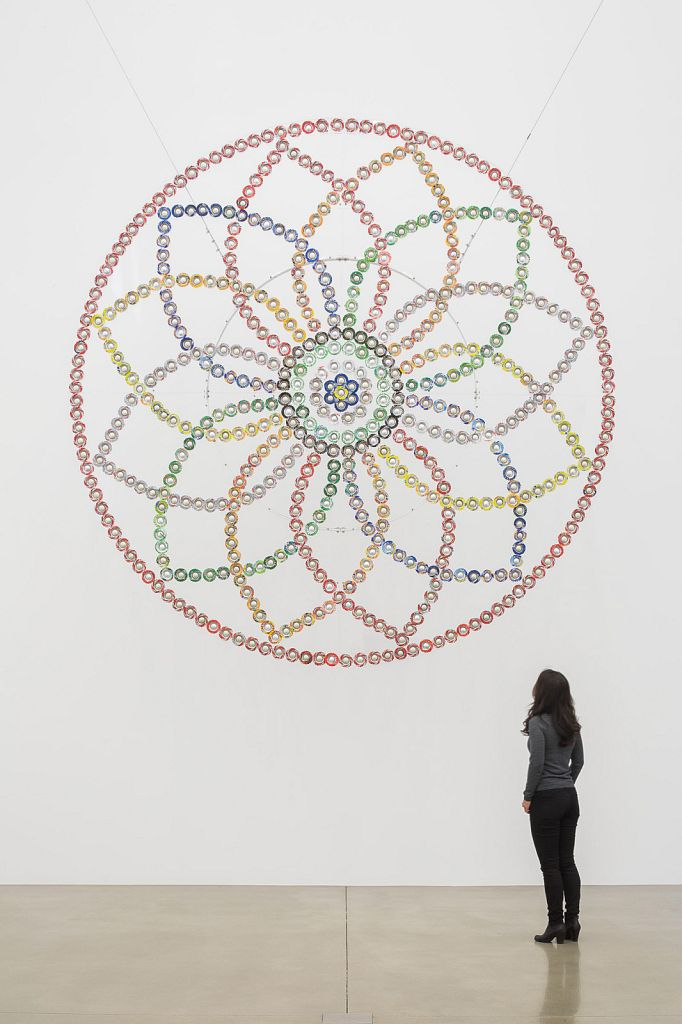 Mircea Cantor: Roace, 2007; installed Rennie Collection, 2014